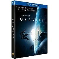 Gravity - Blu-Ray + DIGITAL Ultraviolet