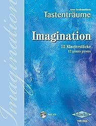 Imagination: 12 Klavierstücke, mittelschwer