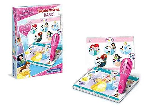 Sapientino Stift Basic Princess Prinzessinnen Disney Spiel Spielzeug Geschenk # AG17 (Party-spiele Disney Princess)