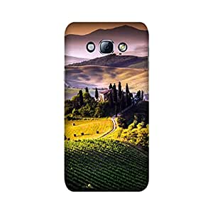 Yashas High Quality Designer Printed Case & Cover for Samsung Galaxy A8