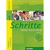 Schritte International: Kursbuch Und Arbeitsbuch 1 MIT CD Zum Arbeitsbuch