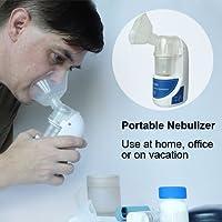 Ultraschall Vernebler Inhalator mit Masken für Erwachsene und Kinder von Home Care Wholesale preisvergleich bei billige-tabletten.eu