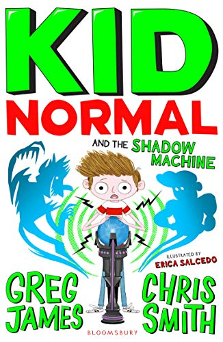 Kid Normal and the Shadow Machine (English Edition)