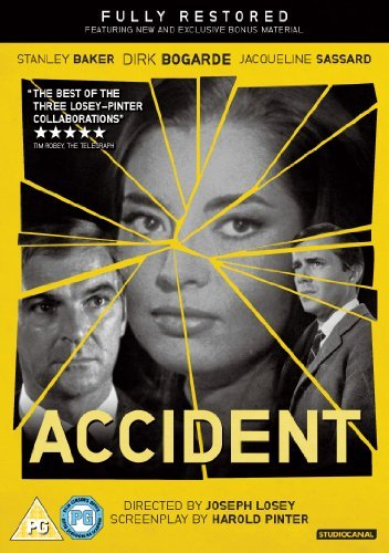 Accident [DVD] by Dirk Bogarde