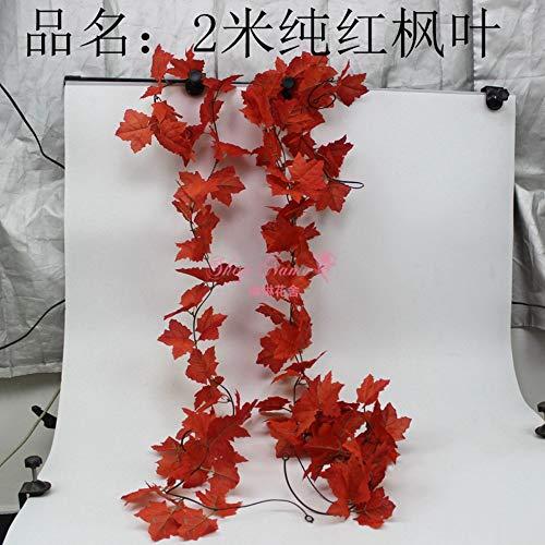 Künstliche dekorative Blumen Halloween-Kürbis-Rattan-Ahornblatt-Rebe-Stab-hängende Innenverzierungen pastorale Blumenblume Produkte umfassen: Dekorative künstliche Blumen,künstliche Blumenbündel