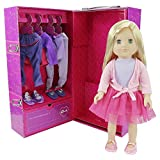 Sindy Doll Dancer Wardrobe with Outfits 18\
