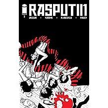 IMAGE COMICS RASPUTIN #3