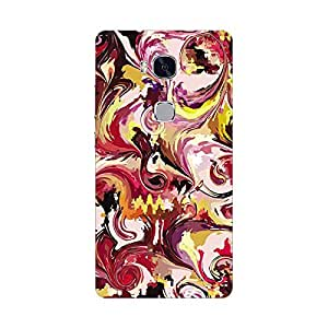 HUAWEI HONOR 5X Cover, Premium Quality Designer Printed 3D Lightweight Slim Matte Finish Hard Case Back Cover for Honor 5x - Giftroom-890