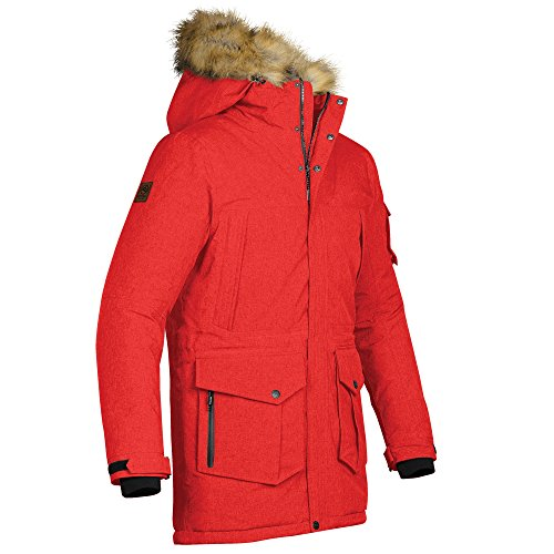 Stormtech Herren Expedition Thermo-Parka Rot
