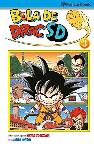 Bola de Drac SD nº 03 (Manga Shonen)