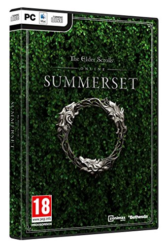 The Elder Scrolls Online: Summerset Standard [Windows 10] (Elder Scrolls Online-pc)