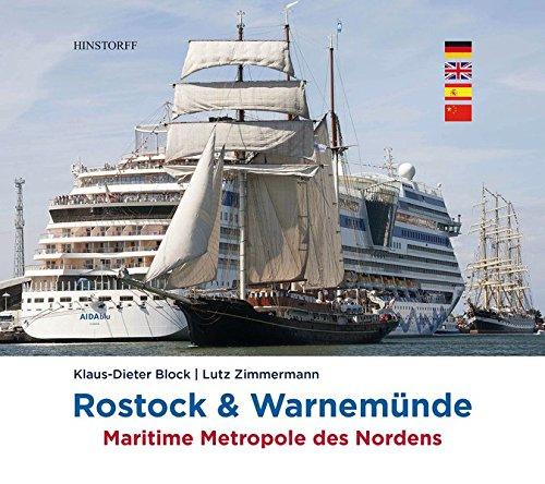 Preisvergleich Produktbild Rostock & Warnemünde: Maritime Metropole des Nordens