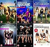 Keeping Up With The Kardashians 1 - 6 Complete Collection: Season 1, 2, 3, 4, 5 and 6 Set by Kourtney Kardashian