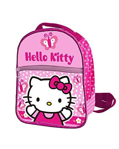 Sac à dos Hello Kitty Crèche et Maternelle 24 cm