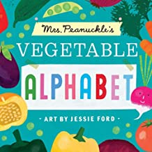 Mrs. Peanuckle's Vegetable Alphabet (Mrs. Peanuckle's Alphabet Library)