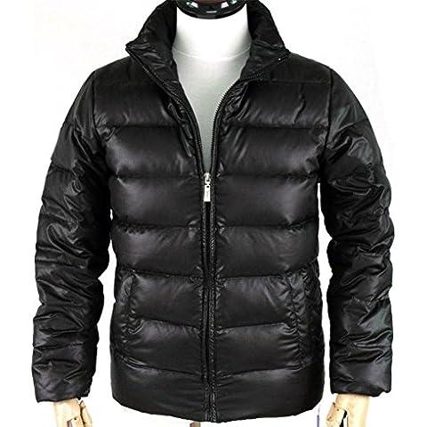 XYXY Inverno uomo addensare Down Jacket Nero . xl . black
