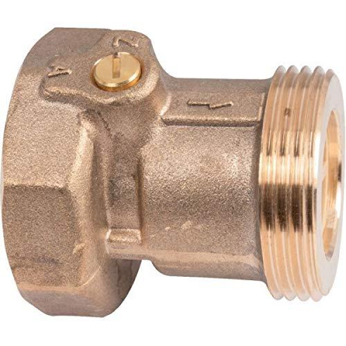 Clapet modèle accélérateur en laiton DN 32-33x42 réf : 1070010