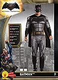 Rubie's 3810841 - Batman, Erwachsenen Kostüm, schwarz/grau Vergleich