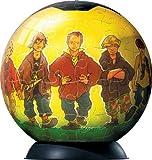 Ravensburger 11338 - Die Wilden Fussball Kerle, 96 Teile Junior Puzzleball