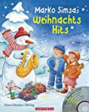 Marko Simsas Weihnachts-Hits (Musikalisches Bilderbuch mit CD)