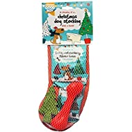 Good Boy Christmas Dog Stocking