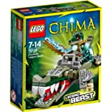 LEGO Legends of Chima 70126: Crocodile Legend Beast