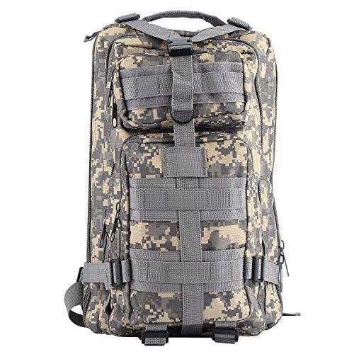 Imagen de outad   de marcha, 24 l, impermeable, 600d, diseño acu camouflage alternativa