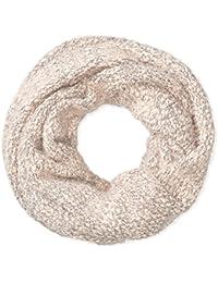 TOM TAILOR Denim Damen Schal feather yarn scarf/411