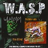 W.A.S.P.: The sting/Helldorado (Audio CD)