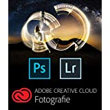 Adobe Creative Cloud Fotografie (Photoshop CC + Lightroom) - 1 Jahreslizenz [Mac & PC Download]