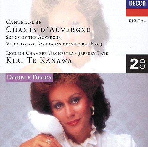 Canteloube: Chants d'Auvergne/...