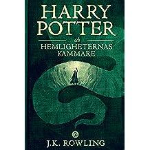 Harry Potter och Hemligheternas kammare (Harry Potter-serien Book 2) (Swedish Edition)