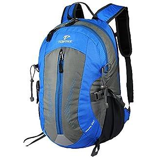Artone De Los Hombres 25L Grye Capacidad Al Aire Libre Excursionismo Bolso Deporte Mochila Azul