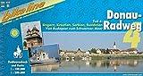Donauradweg / Von Budapest zum Schwarzen Meer - Ungarn, Kroatien, Serbien, Rumänien: 1:100000; 1:200000 (Bikeline Radtourenbücher) -
