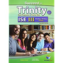 Succeed in Trinity-ISE III - CEFR C1 - Global ELT - Student's Book