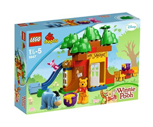 LEGO DUPLO - Winnie - 5947 - Jouet Premier Age - La Maison de Winnie