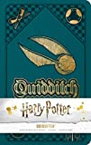 Harry Potter - Quidditch Hardcover Ruled Journal