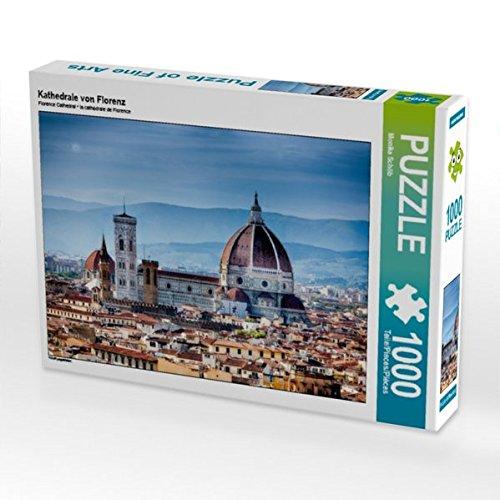 Kathedrale von Florenz 1000 Teile Puzzle Quer
