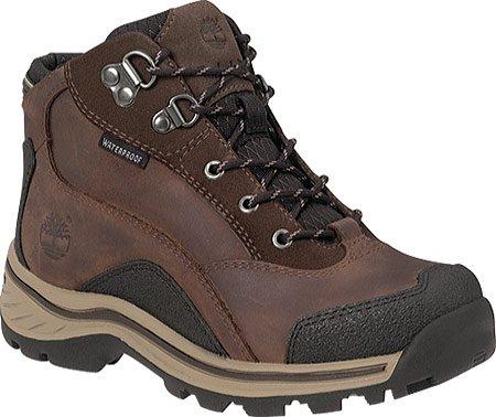 Timberland  Pawtuckaway FTK_Lace Hiker, Chaussures de trekking et randonnée mixte enfant Brown