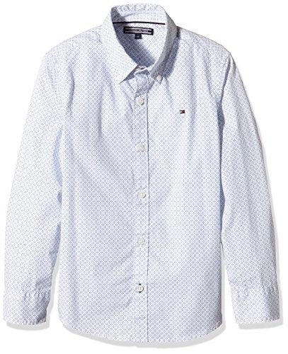 Tommy-Hilfiger-Sunland-Print-Shirt-LS-Camisa-para-Nios