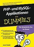 PHP- und MySQL-Applikationen für Dummies
