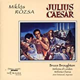 Julius Caesar (1953 Film Score) by unknown (1995-08-22)