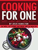 Image de Cooking For One (English Edition)