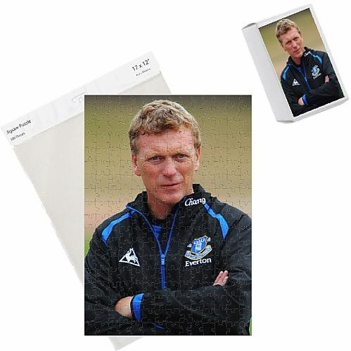 Photo Jigsaw Puzzle of David Moyes