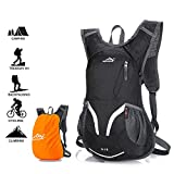 Best Bicycle Waterproof Backpacks - HWJIANFENG Bike Backpack, Waterproof Breathable Cycling Rucksack Review