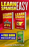 #2: Learn Spanish, Learn Spanish with Short Stories: 3 Books in 1! A Guide for Beginners to Learn Conversational Spanish & Short Stories to Learn Spanish Fast ... Learn Language, Foreign Language)