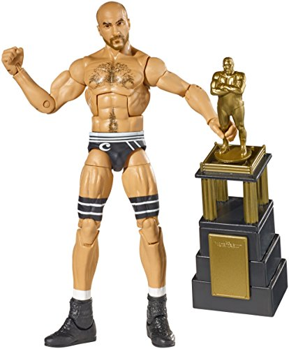 WWE Elite Collection Cesaro Action Figur [UK Import]