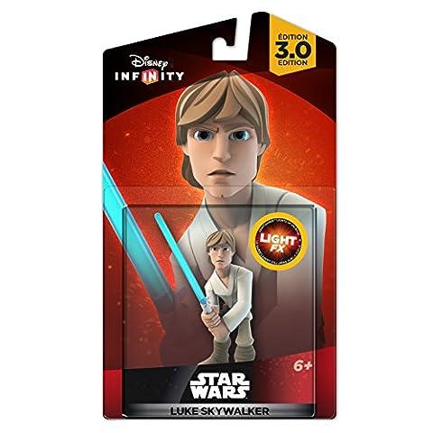 Disney Infinity 3.0 Edition: Star Wars Luke Skywalker Light FX Figure by Disney Infinity