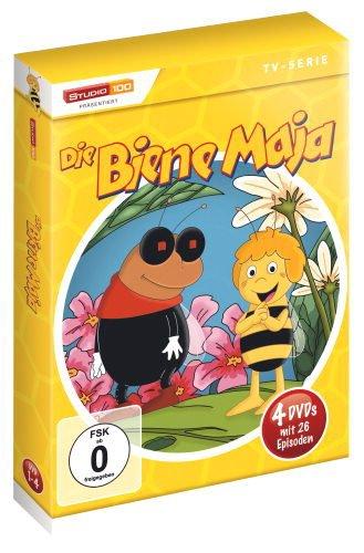 Die Biene Maja - Box 1/Episoden 1-26 (4 DVDs)