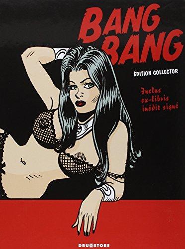 Bang Bang, Tome 1 à 6 : Coffet 6 volumes : Tome 1, La fiancée d'Al Capone; Tome 2, Viva Mexico; Tome 3, Reine des Savanes; Tome 4, Prison de femmes; ... à New York; Tome 6, Fantasmes d'Arabie